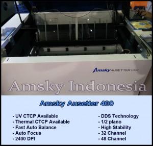 CTCP Amsky Ausetter 400