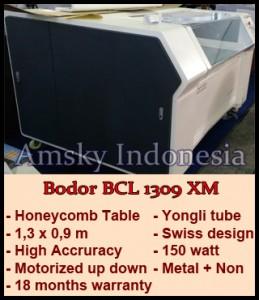 Mesin laser cutting Bodor BCL 1309 XM