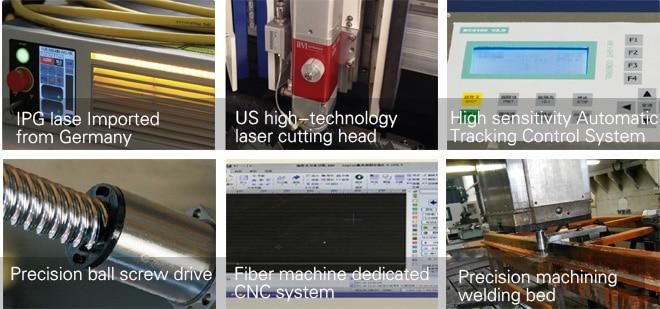 Parts mesin fiber laser Gweike LF 3015C