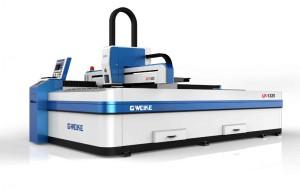 Mesin laser cutting kuningan Gweike LF 1325
