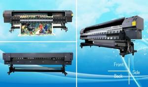 Mesin digital printing Konica Signstar SJ 3208K