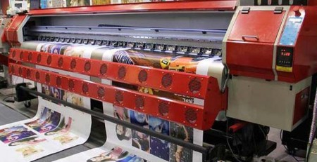 Mesin digital printing Signstar Polaris