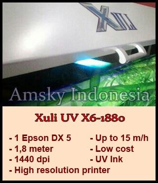 Xuli UV X6-1880