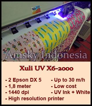 Xuli UV X6-2000