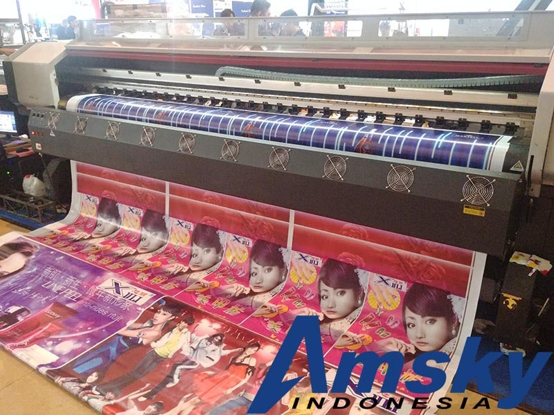 Mesin Digital Printing Xuli X6-1000