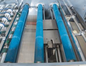 Mesin laminating offset Homan ZFM pneumatic system