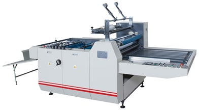 Mesin laminating offset Homan ZFM