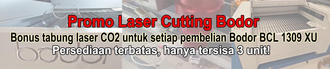 Promo laser cutting Bodor