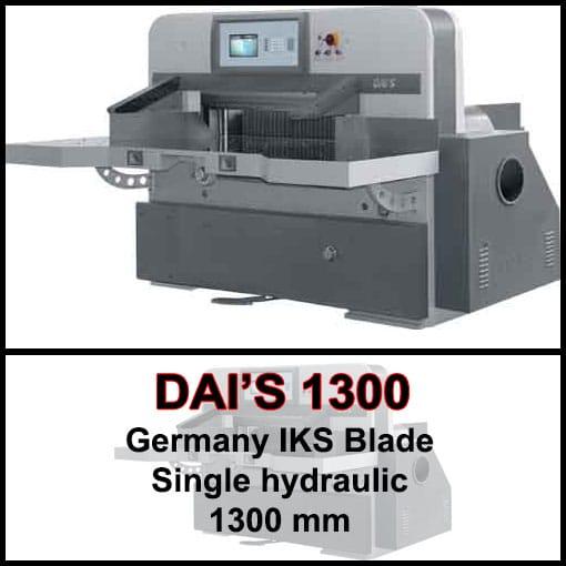 Promo DAIS 1300