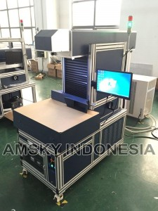 Mesin laser marking dan cutting