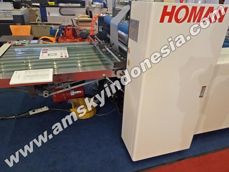 Mesin laminating thermal Homan HM-920YT