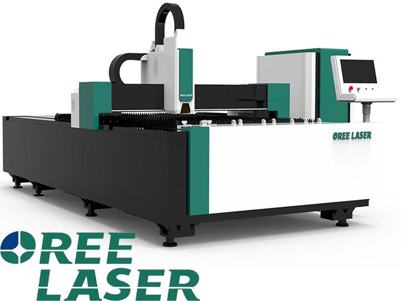 Mesin Fiber Laser Oree Untuk Bahan Metal