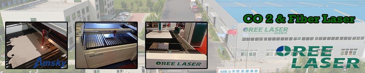 Mesin Laser Cutting Oree