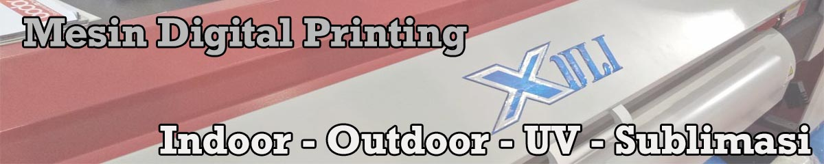 Mesin digital printing Xuli