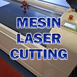 Mesin Laser Cutting