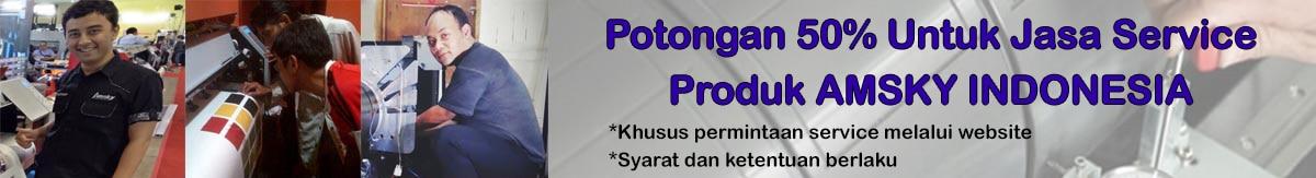 Promo Jasa Service Amsky Indonesia