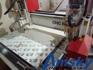 CNC Router ACUT 1325 2 Heads
