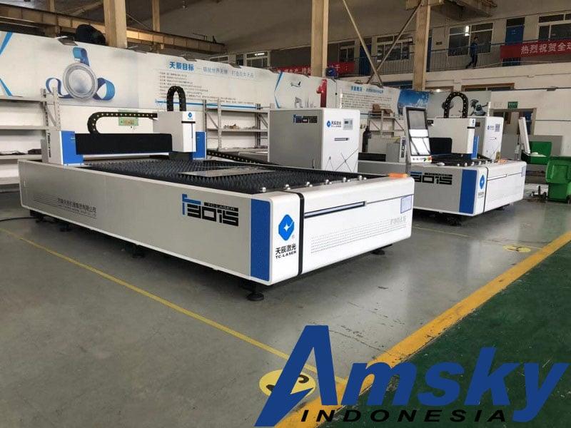 Mesin Fiber Laser TC 1500 Watt IPG