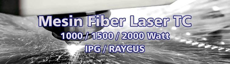 Mesin Fiber Laser TC