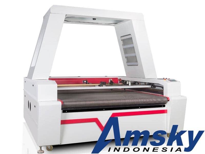 Textile Printing Dan Laser Cutting Kain