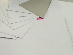 Bahan Kertas Percetakan Duplex