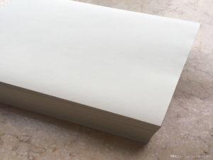 Kertas Percetakan Linen