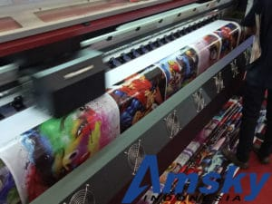 Mesin Digital Printing Xuli Outdoor